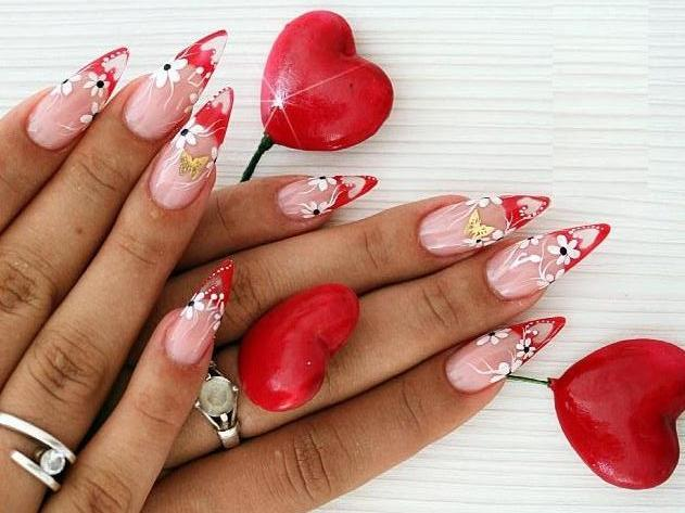 The Awesome Japanese nail designs Digital Imagery