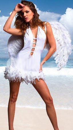 Angel Lingerie Naughty Dress