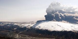 foto superinteressante volcão