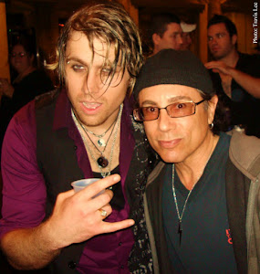w/ My Darkest Days' Matt Walst - 2011