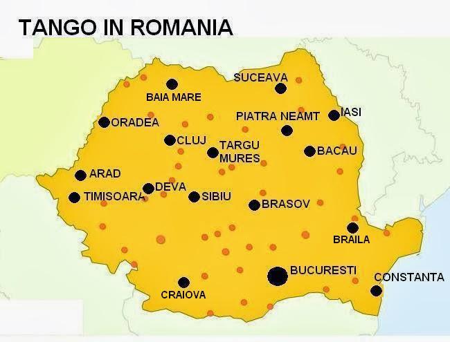Tango in Romania