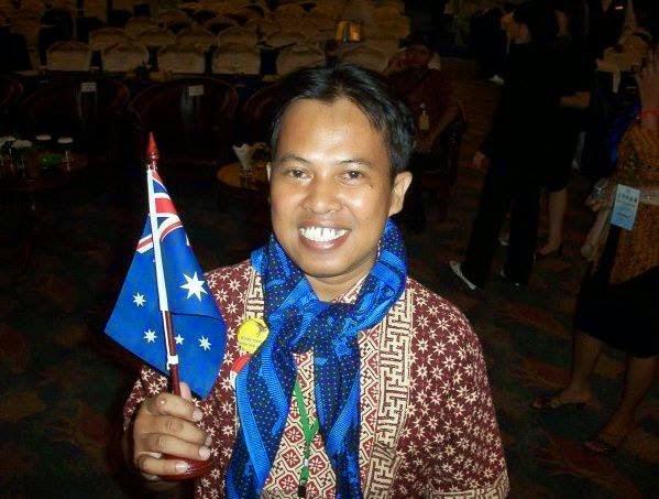 Me and Australia Flag