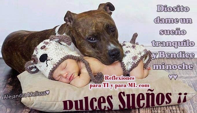 Diosito, dame un sueño tranquilo y Bendice mi noche...  DULCES SUEÑOS !!!