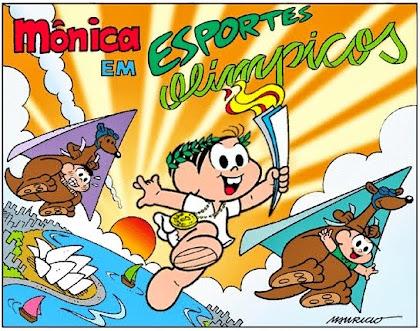 Mônica em Esportes Olímpicos