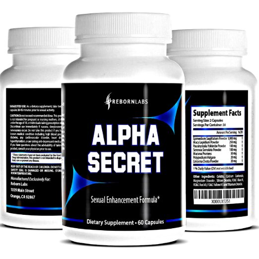 The Most Trusted Male Enhancement Supplement: How Does Alpha Male X Work?