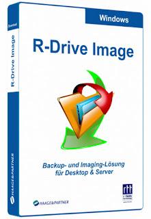 R-Drive Image v.5.2 Build 5208 BOOT:CD (Multilenguaje)