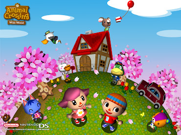#12 Animal Crossing Wallpaper