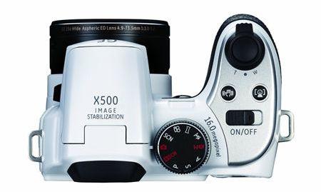 GE X500 Push Button