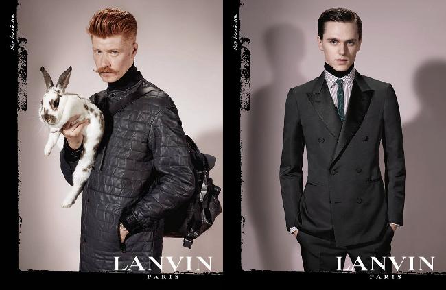campaña de lanvin paris