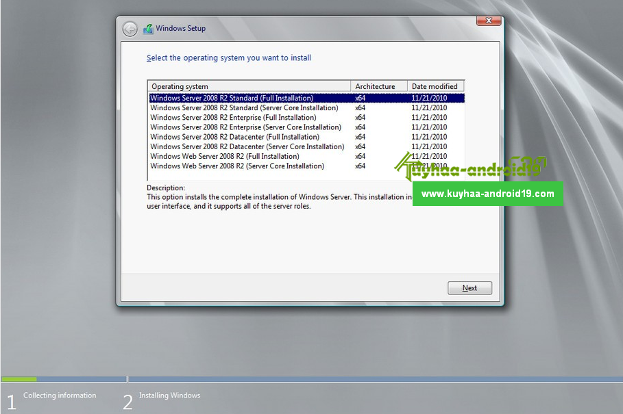 Windows Server 2008 Terbaru