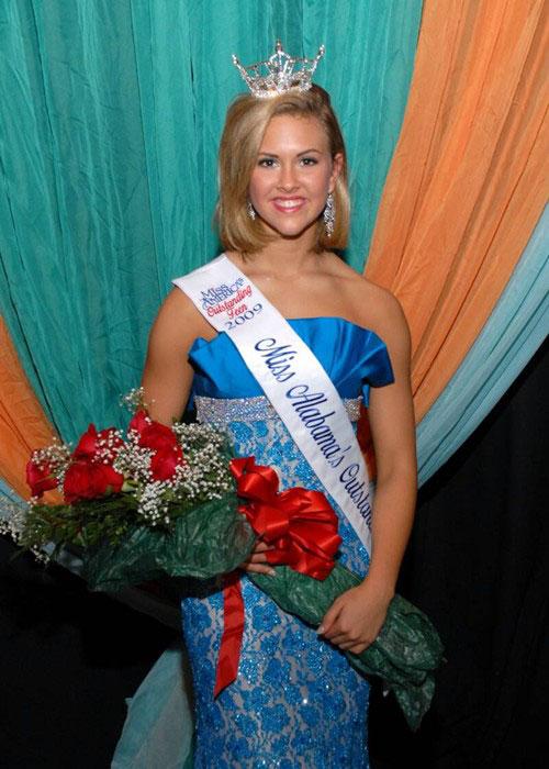 Miss Alabama's Outstanding Teen 2012: Callie Walker ...
