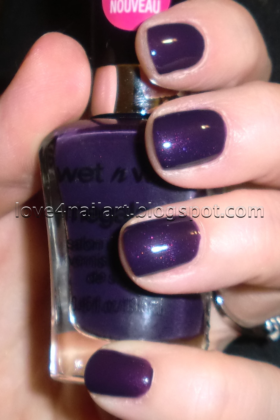 Love4nailart Wet N Wild Megalast Nail Polish Salon Color Candylicious