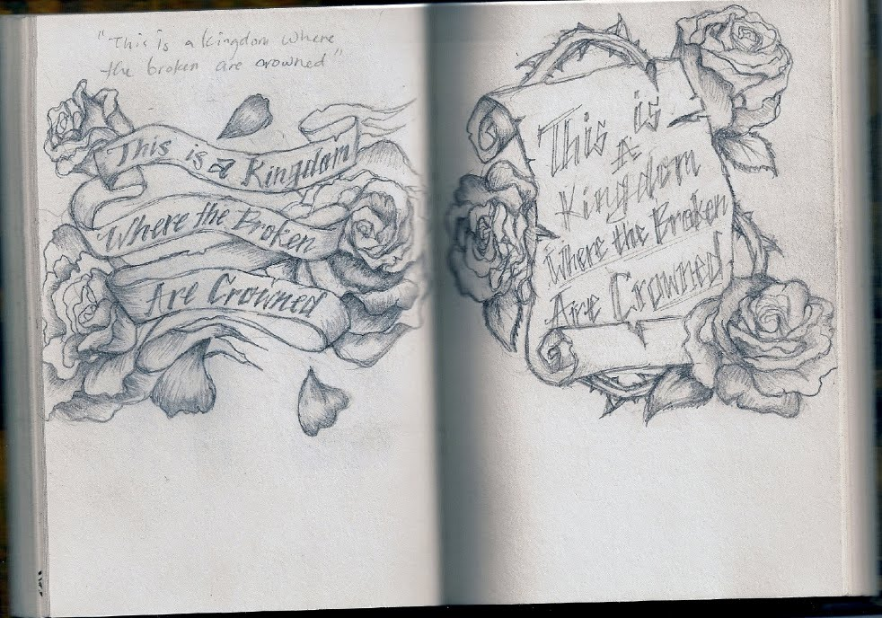 The Marvelous Quote Tattoo Designs Picture