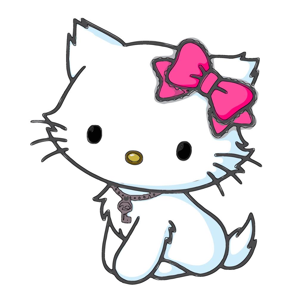 Imagenes de Hello Kitty  Vida Blogger