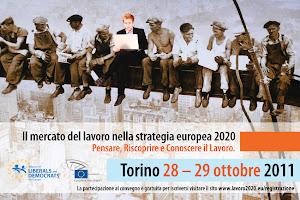 """Convegno """"Il mercato del lavoro nella strategia europea 2020"""""""