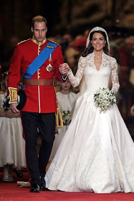 0 Royal Wedding Dress Design By Prince William And Kate Middleton