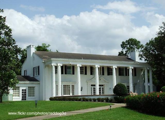 Mansión sureña en Cypress Gardens - Estados Unidos