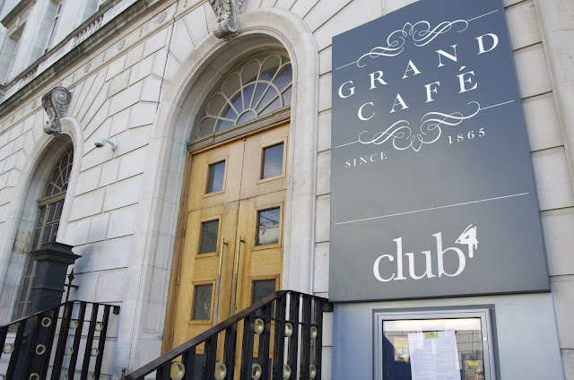 Grand Cafe Southampton Afternoon Tea Review