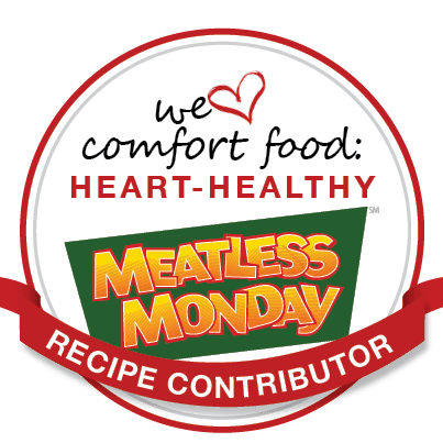My Recipes are in the #MeatlessMonday Cookbooks!