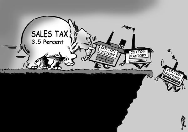 The News Cartoon-2 19-8-2011
