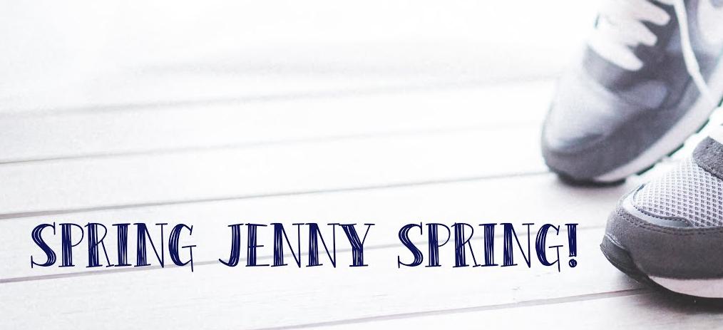 Spring Jenny Spring!