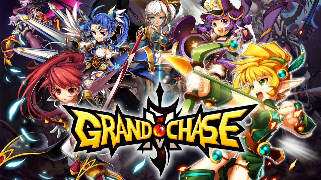 GrandChase M Gameplay IOS / Android