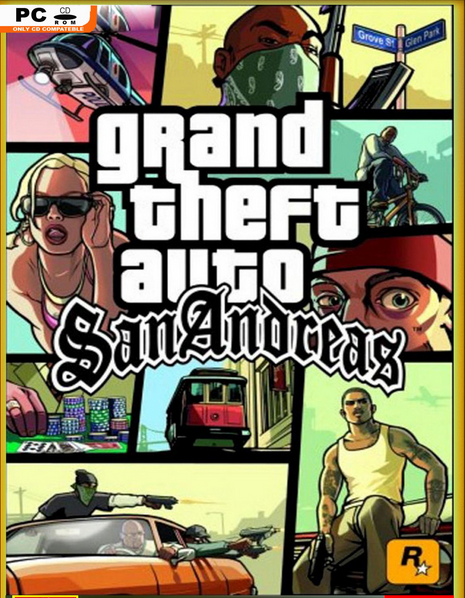 GTA San Andreas PC Game Free Download