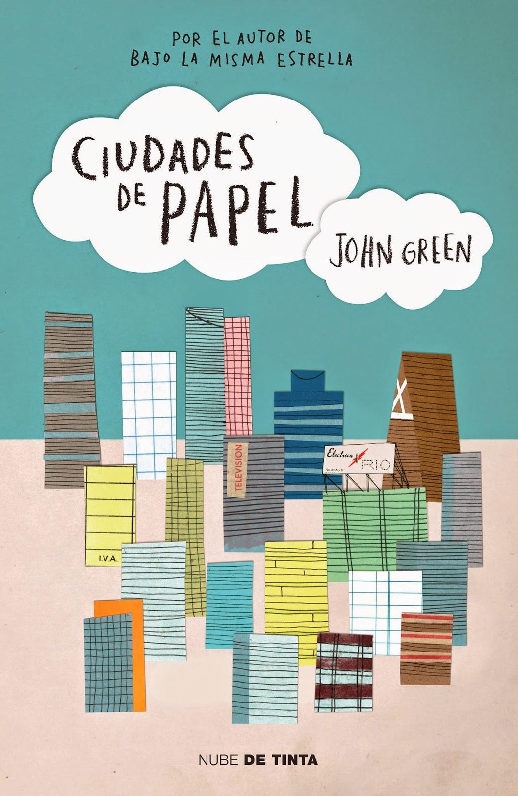 Mani Tica Por La Lectura Rese A Ciudades De Papel Jonh Green