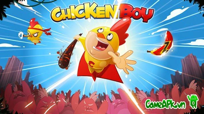 Chicken Boy v1.4.2 hack full tiền cho Android