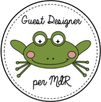 Sono Guest Designer per: