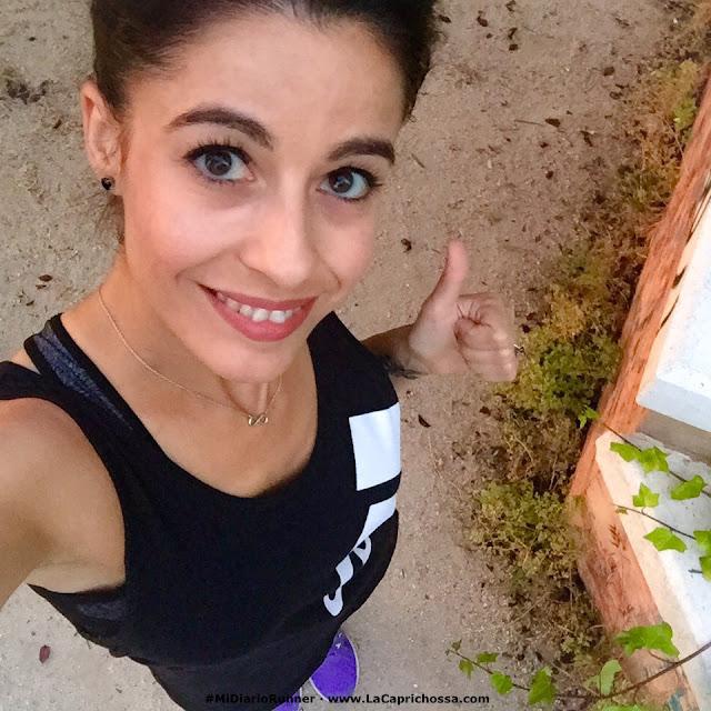 Mi Diario Runner, running, blog, motivacion, selfie