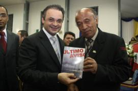 Pr Roberto Lucena e Pr Sodré