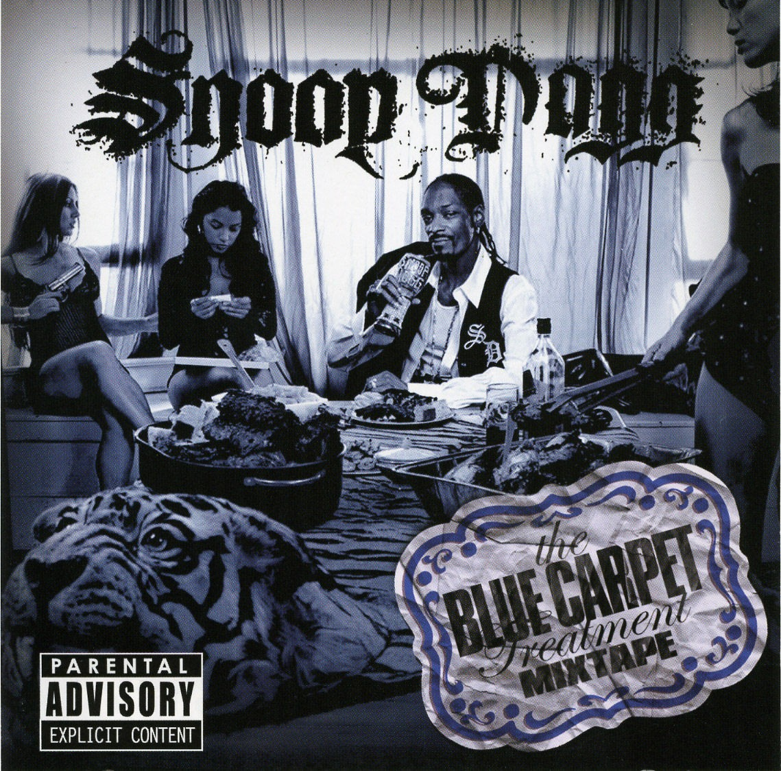 Snoop Dogg - The Blue Carpet Treatment Digipack Analysis