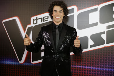 "Sam Alves divulga primeiras datas da ""The Voice Tour"""