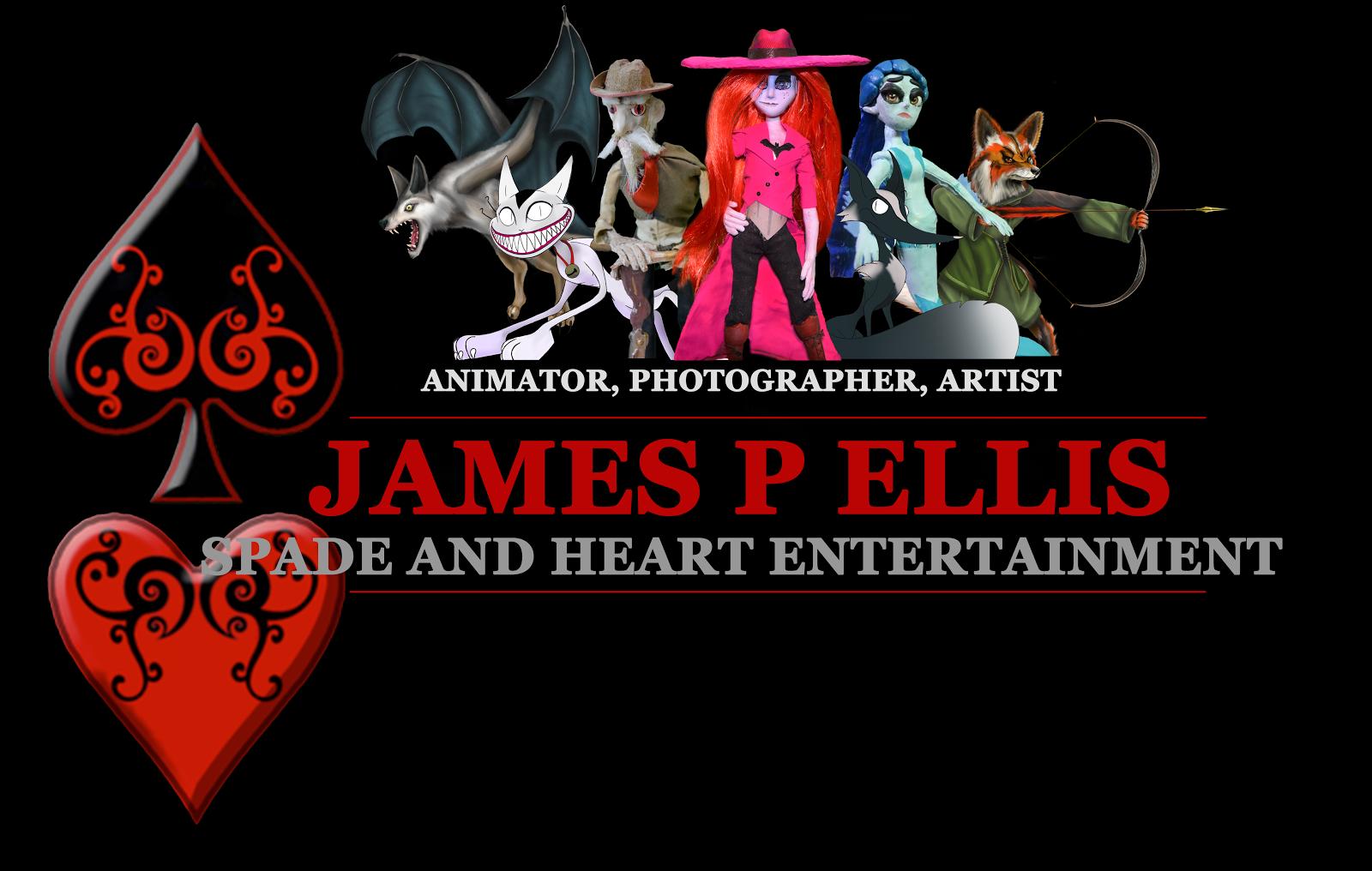 James P Stafford Animation