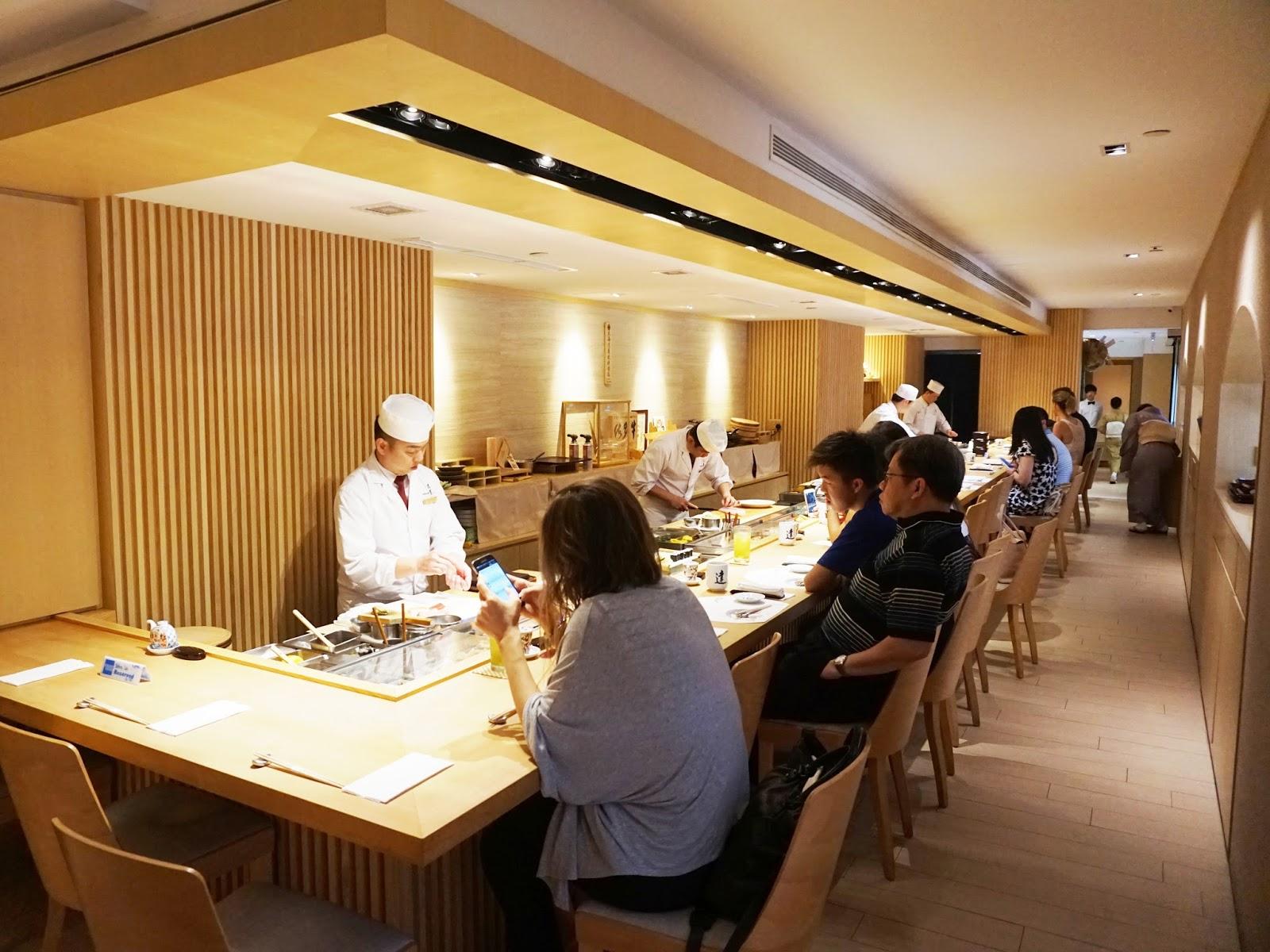 Pinkypiggu tatsuya japanese restaurant goodwood park for Asian cuisine singapore