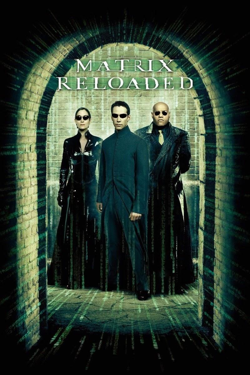 The Matrix Reloaded ( 2003 ) เดอะ เมทริกซ์ รีโหลดเดด สงครามมนุษย์เหนือโลก