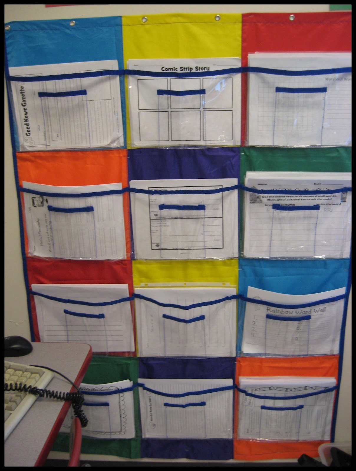 writing process pocket chart As students make their way through the writing process, they move their own  personal clothespin to the appropriate spot on the chart to indicate.