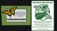 Myrtle Glen is a Butterfly Garden & Monarch Waystation
