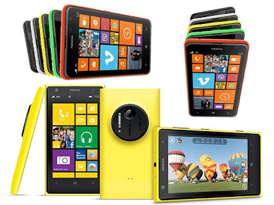 AMBER UPDATE ON NOKIA WINDOWS PHONE 8