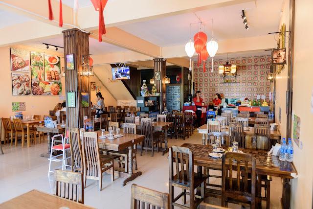 ร้านอาหารเวียดนาม มายเวียดนาม สาขาลำปาง