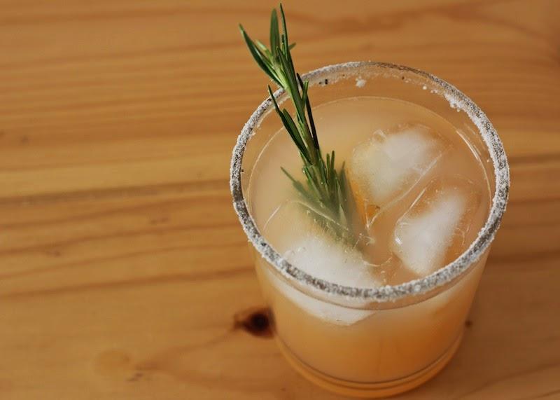 Shae Roderick Greyhound Cocktail