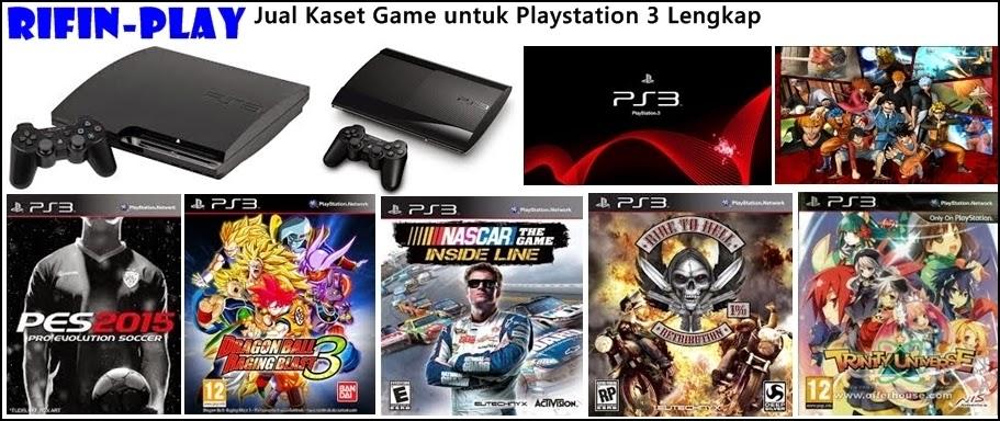 Jual Dan Isi Game PS3