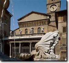 S Maria in Trastevere: visite guidate Roma Medievale 16/03/2013