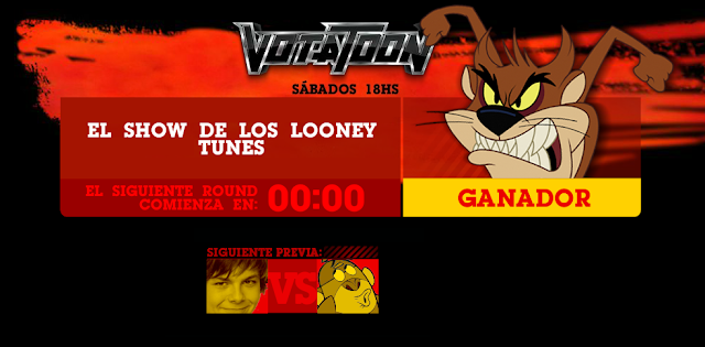 Votatoon - Los Looney Tunes