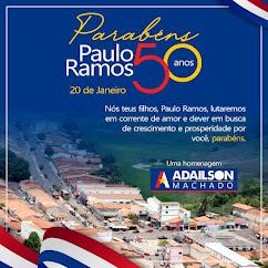 ADAILSON MACHADO PARABENIZA PAULO RAMOS
