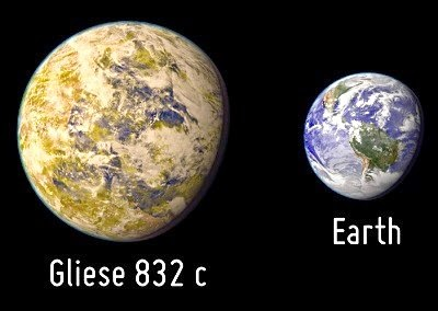 supertierra gliese 832 c