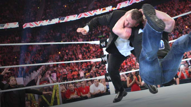 WWE Raw 4/4/11 Results