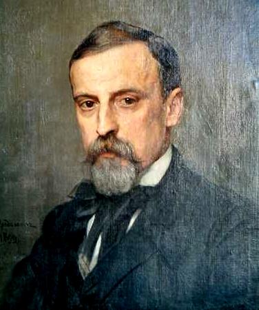 Henryk Sienkiewicz by Kazimierz Mordasewicz