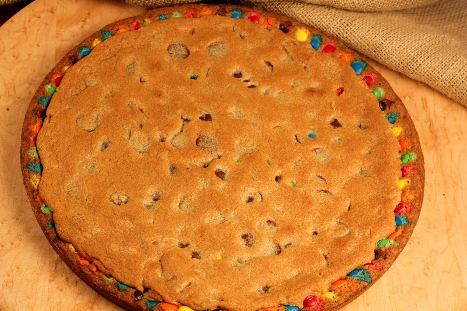 Emeril Lagasse Chocolate Chip Cookie Cake